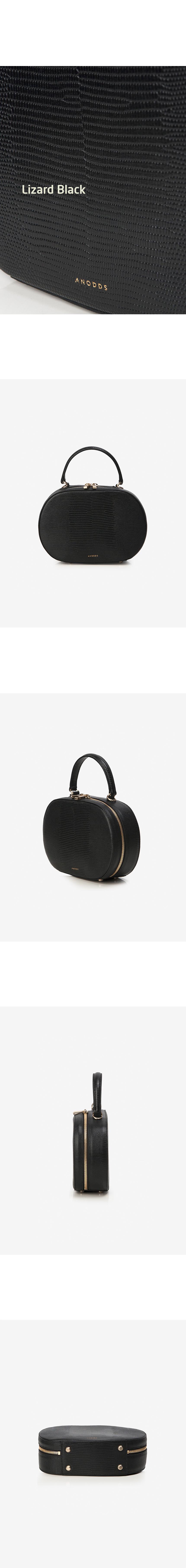 앤오즈(ANODDS) KENDI LIZARD Shoulder Bag 3 Color