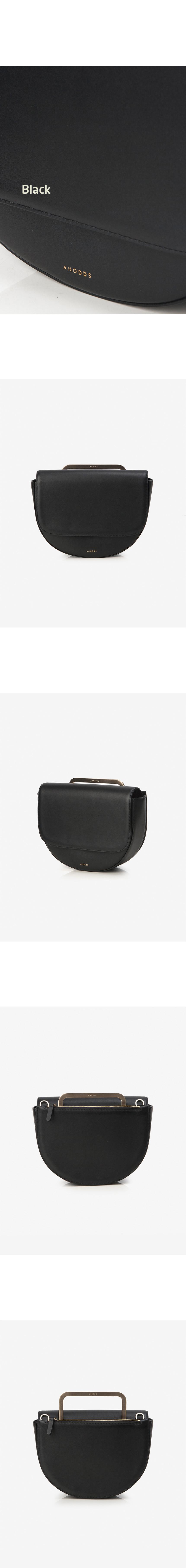 앤오즈(ANODDS) GRAP Shoulder Bag 3 Color